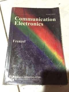 Communication Electronics by Frenzel