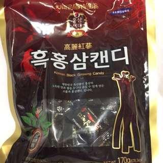 韓國紅蔘糖