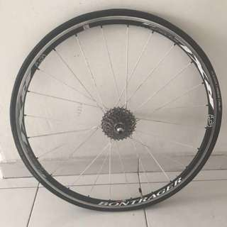 Bontrager RXL - Rear Wheel Only- 10s