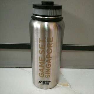 BNP PARIBAS WTA FINALS SINGAPORE Water Bottle - tumbler