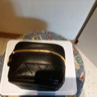 Chanel 中古化妝袋