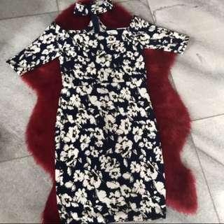 Dress hingkong size m
