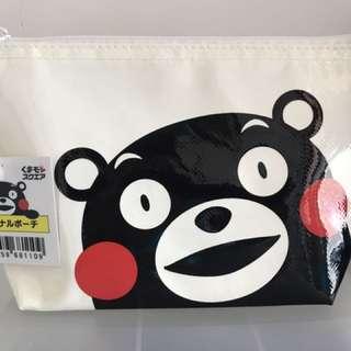 熊本熊化妝袋 - 防水料