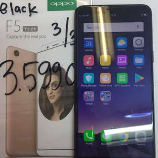 Oppo F5 Youth CREDIT