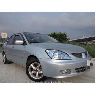Mitsubishi 三菱 GB 正IO款 雙安 恆溫 ALTIS Mazda3 CIVIC 超低月付款強力過件