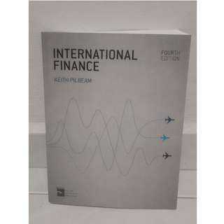 The International Finance - Keith Pulbeam - Fourth Edition