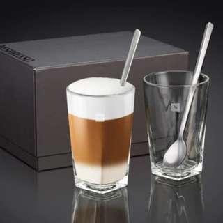 Nespresso PURE Recipe Glasses & Spoons