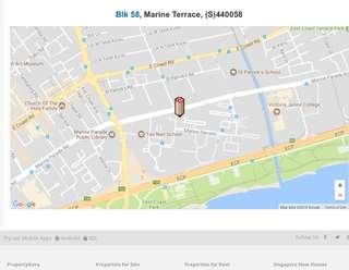 Blk.58 Marine Terrace