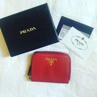 最平Prada coins bag