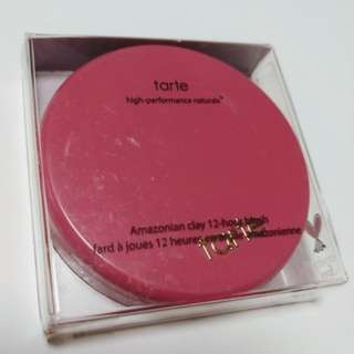 Tarte Amazonian Clay Blush - blushing bride
