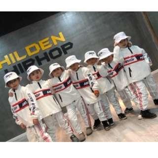kids unisex fashion street wear hip hop (3 piece set)