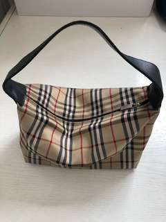 Burberry Classic Pattern Bag