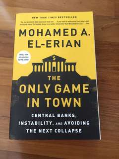 Mohamed A El-Erian - The Only Game in Town