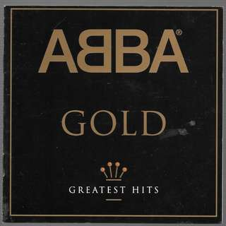 MY PRELOVED CD - ABBA GOLD GREATEST HITS  / FREE DELIVERY /(F3K)