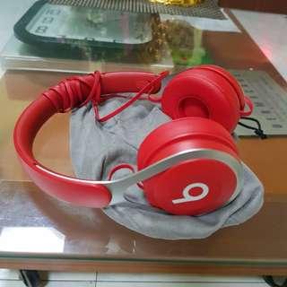 Beats headphone Red trade to wireless headphone