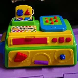 手指多功能玩具