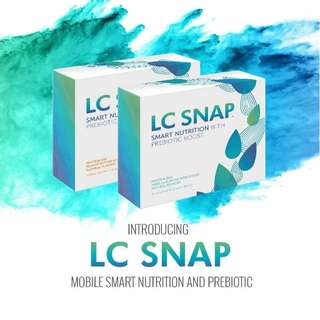 LC Snap protein bar