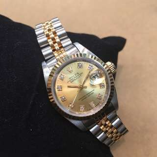 Rolex 女datejust