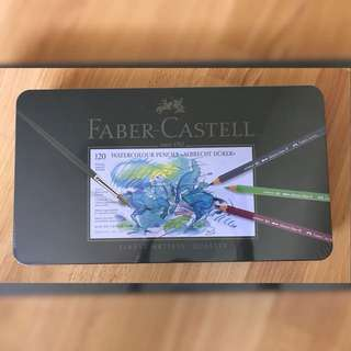 Faber Castell 120 Watercolour Pencils