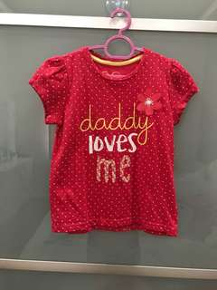 Mothercare girl 2-3y top