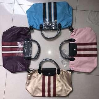 Longchamp Cuir Leather (Medium)