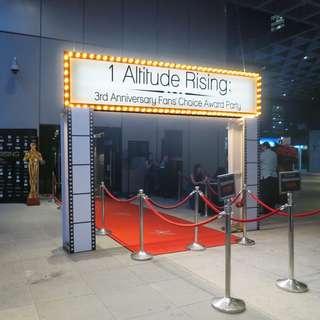 Hollywood Entrance Arch
