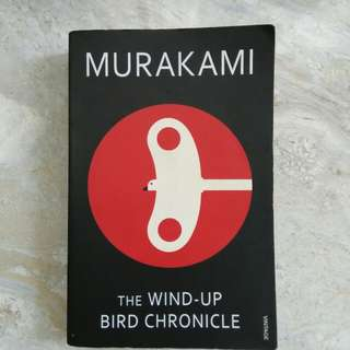 Haruki Murakami- The Wind-Up Bird Chronicle