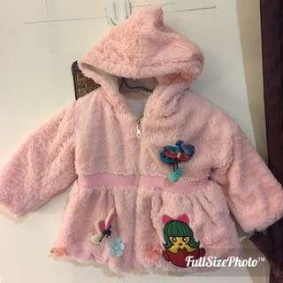 Jaket Anak perempuan bisa nego baru ukuran L