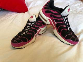 WOMENS HOTPINK NIKE TNS LIMITED EDITION