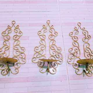 Candle Holder/Wall Decor for only P250!