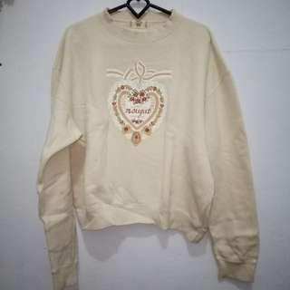 Sweater korea Nouget sugar