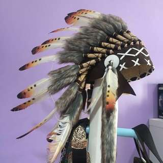 Indian hat