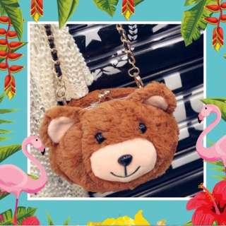 Free ongkir Handbag bear