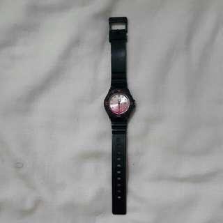 Casio watch black small