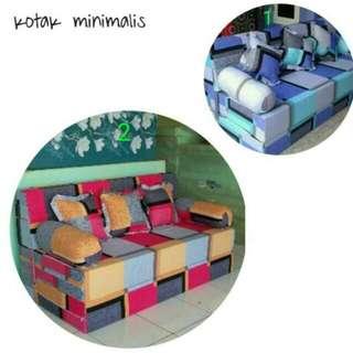 Sofa bed ukurn 200x160x20