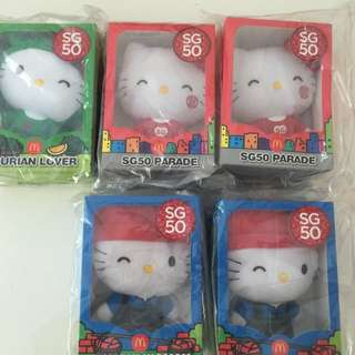 SG50 Hello Kitty Plush (Mac)