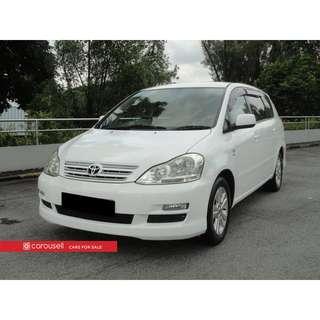 Toyota Picnic 2.0A (COE till 12/2022)