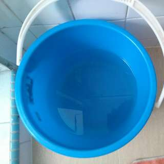 Blue Pail