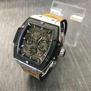 Jam tangan pria hublot