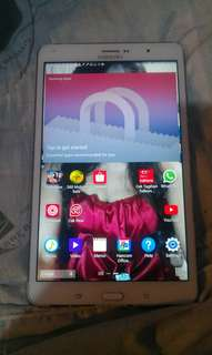 Samsung galaxy tab sm t325