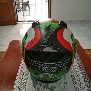 Fullface Helmet Nolan