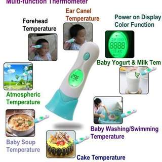 8 in 1 Thermometer