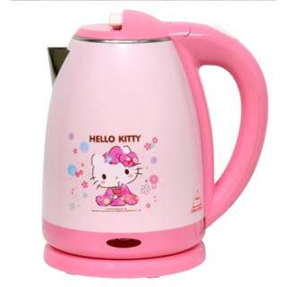 Hello Kitty Electric Kettle