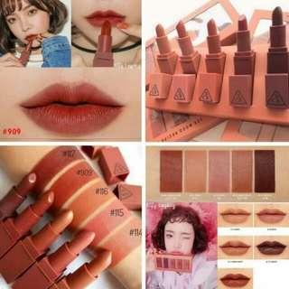 3CE Lipstick Matte