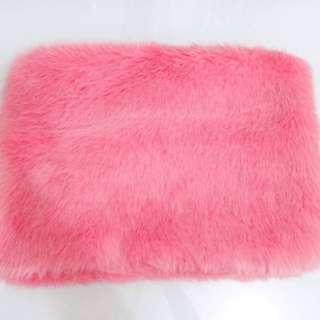 Fur laptop case/envelope