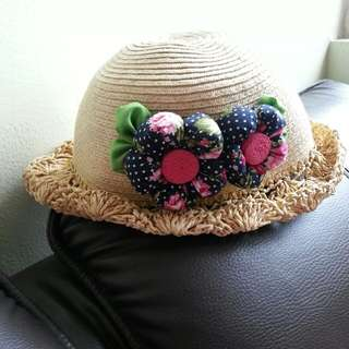 Flower hat (Thailand)
