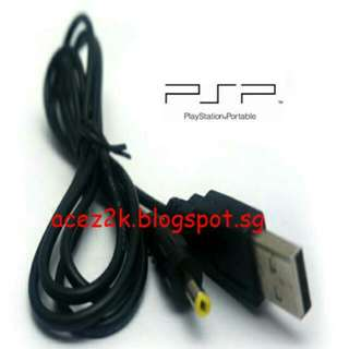 [BN] PSP USB Charging Cable (Brand New)