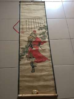 """缶飞""""古迹画"""
