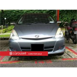 Toyota Wish 1.8A (COE till 03/2022)