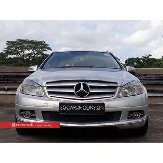 Mercedes-Benz C-Class C200K Avantgarde